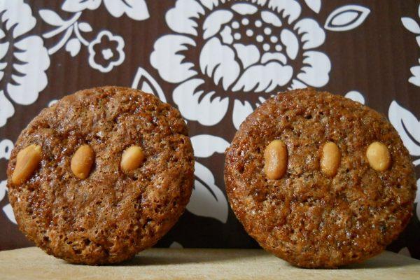 Snickers muffin (karamellás-sós mogyorós-csokis muffin)
