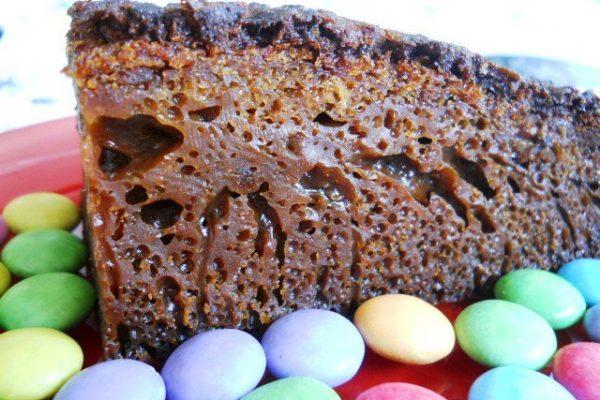 Lépesméz torta