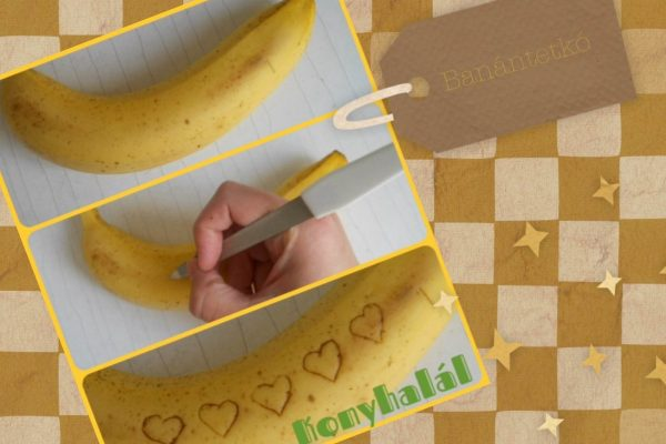 Banántetkó – Valentin edition