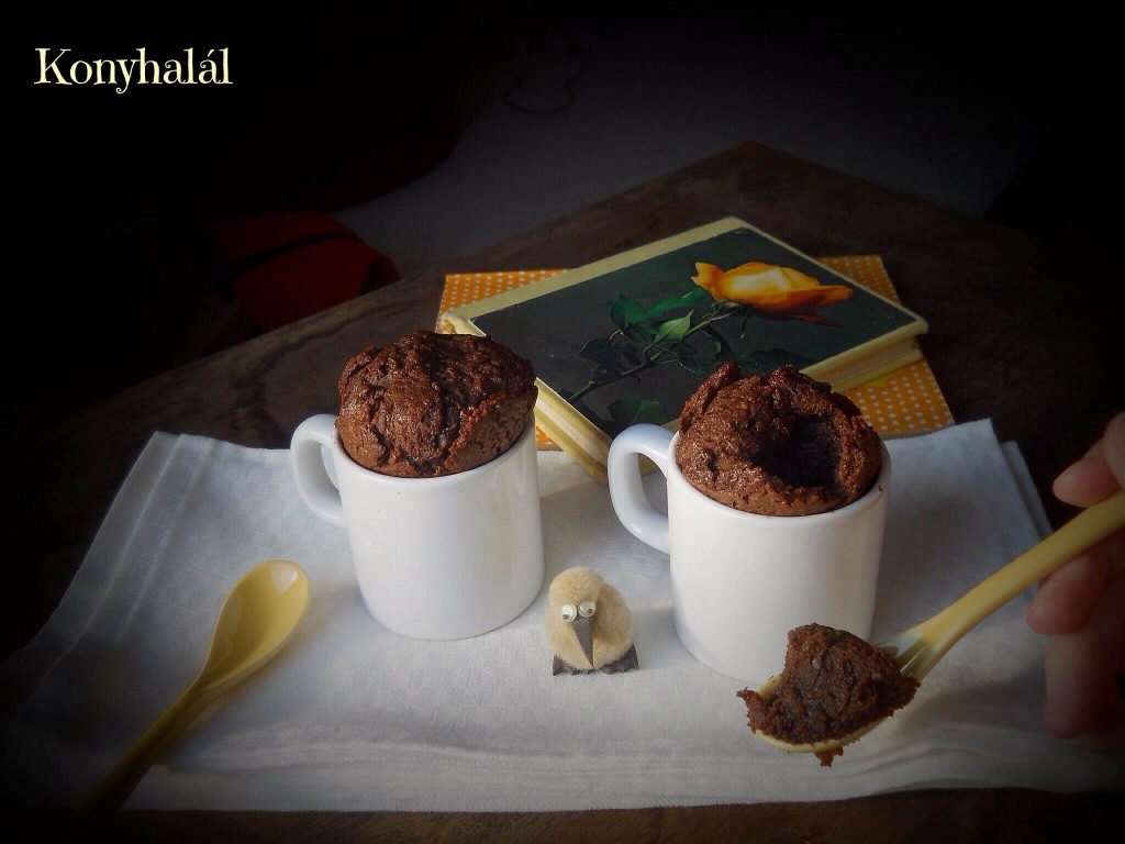 Nigella forro csokipudingja