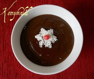Csokis suti Supangle