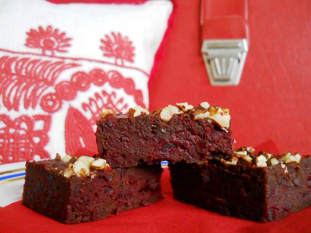 Csokis suti ceklas brownie
