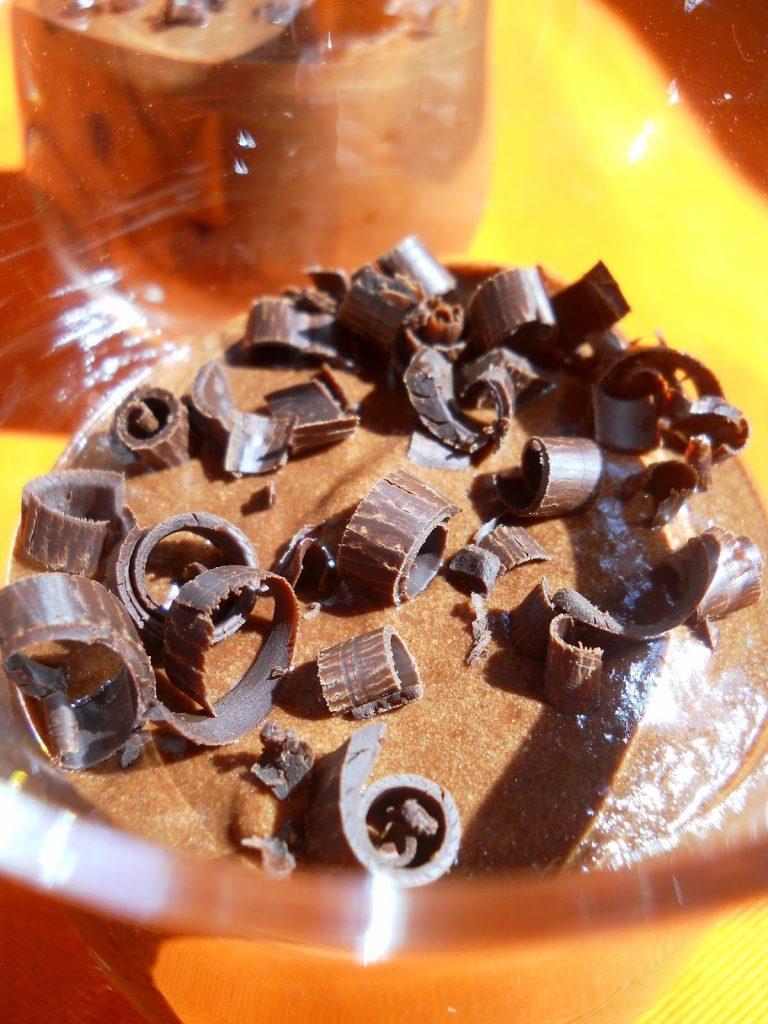 Csokis suti Csokimousse