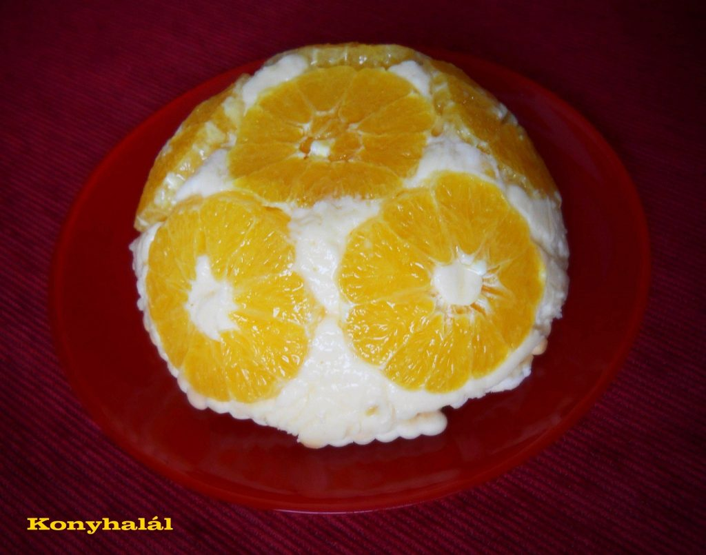 narancsbomba edesseg sutes nelkul