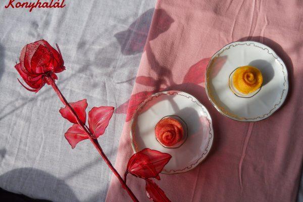 """Szirupos rózsa süti – ezzel könnyű """"villantani""""!"""