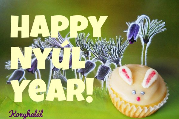 Happy Nyúl Year!