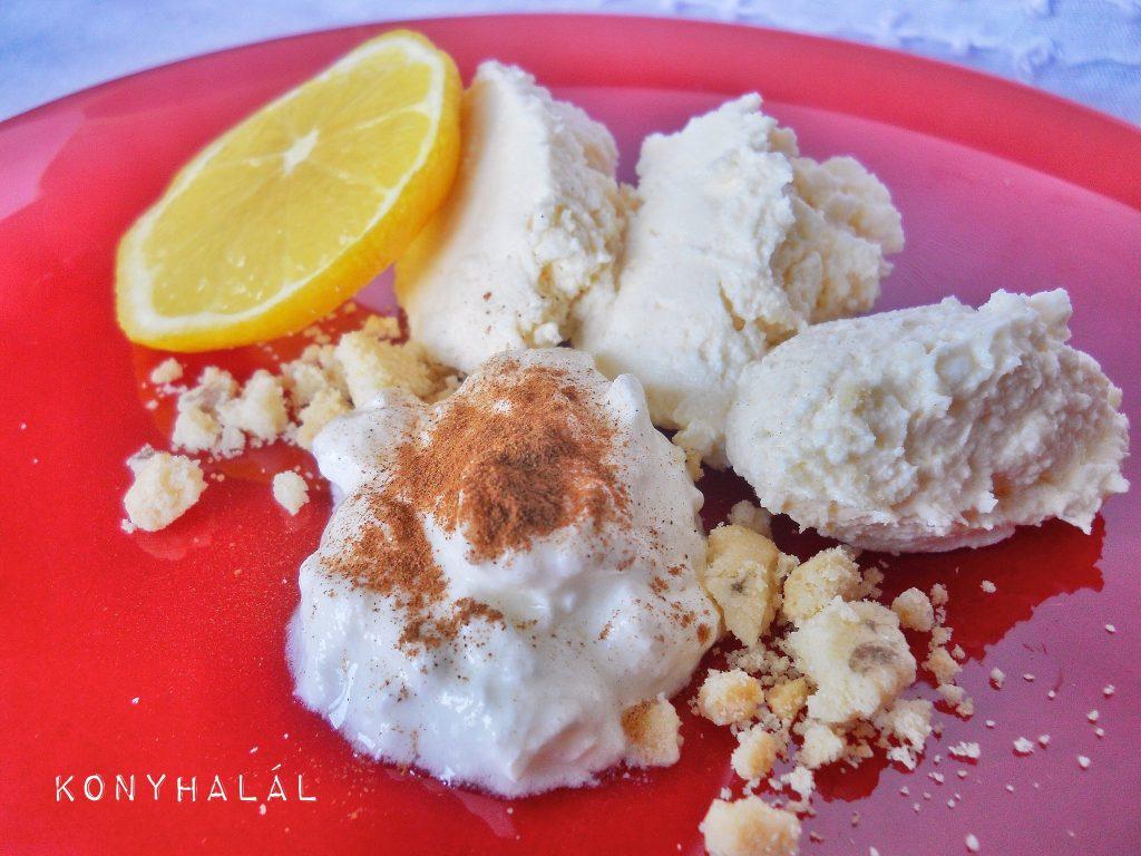 turogomboc fagyi