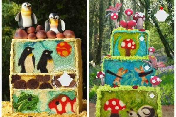 Fantasztikus torták – a csoda belül van!