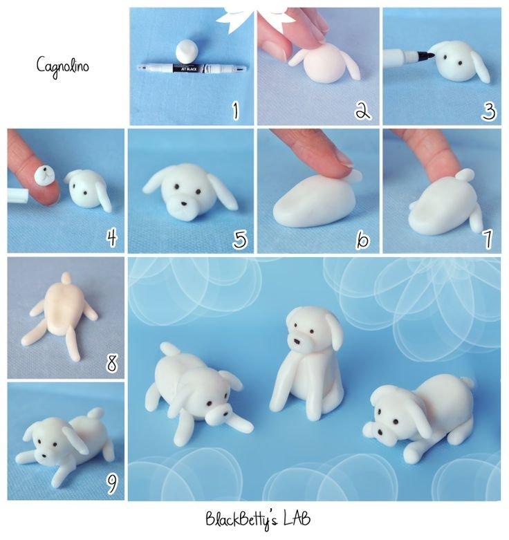 egyszeru allatfigurak formazasa kutya