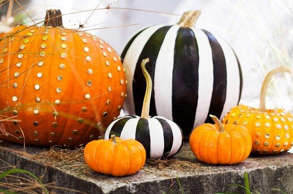 25 tök jó tök dekoráció – halloween tökök másképp
