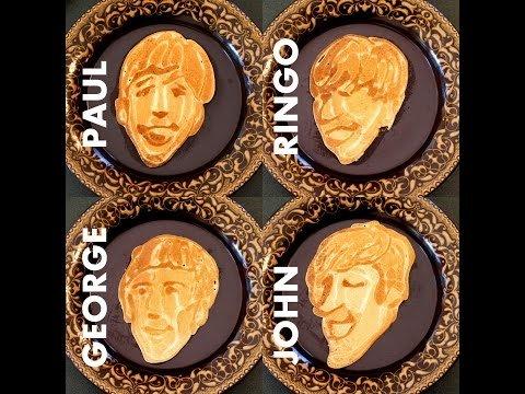 A Beatles-tagok szerették a palacsintát?