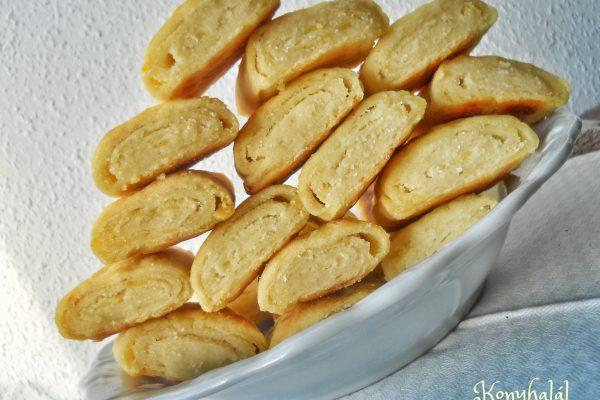 Krumplis rétes (rétestészta nélkül)