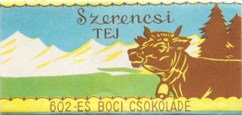 retro csoki Szerencsi csoki ezeket ettuk a 80-as evekben retro etel