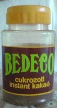 Bedeco ezeket ettuk a 80-as evekben retro etel