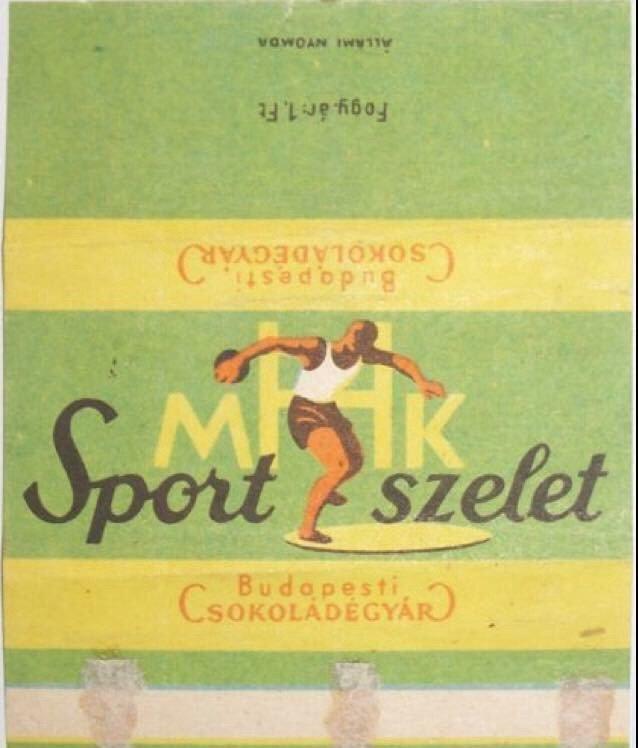 retro csoki sport szelet ezeket ettuk a 80-as evekben retro etel
