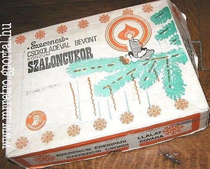 retro szaloncukordoboz ezeket ettuk a 80-as evekben retro etel