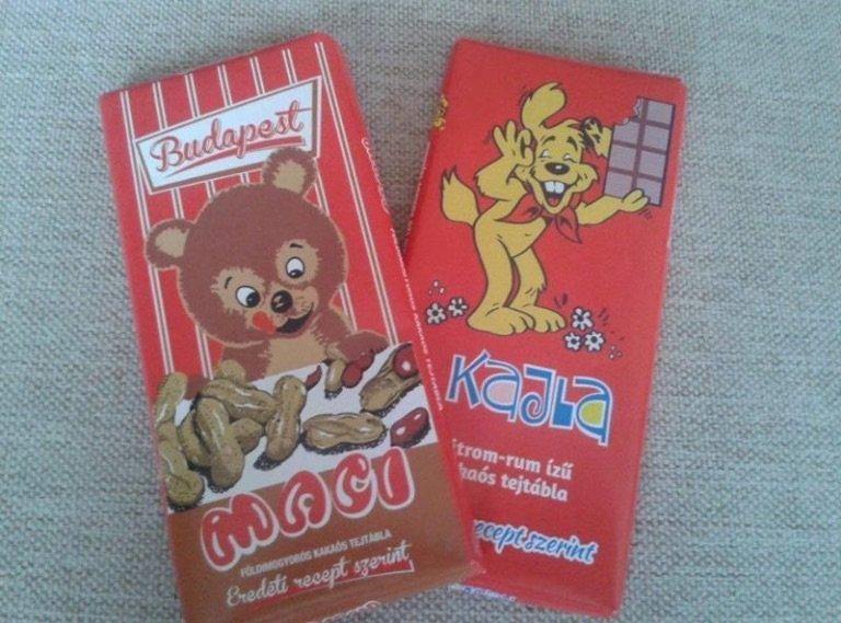 retro csoki Kajla csoki ezeket ettuk a 80-as evekben retro etel