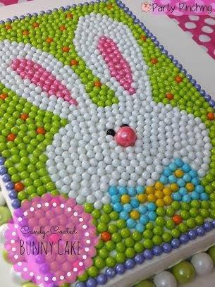 bunny cake husveti torta