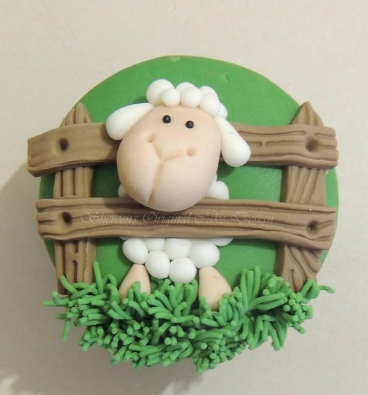 easter sheep cake husveti torta