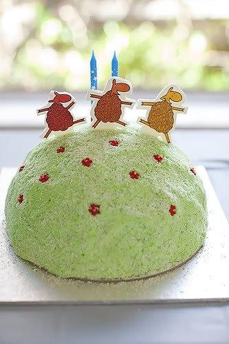 easter easy lamb cake husveti torta
