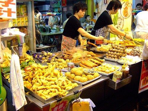 Élet és étel Kínában – interjú