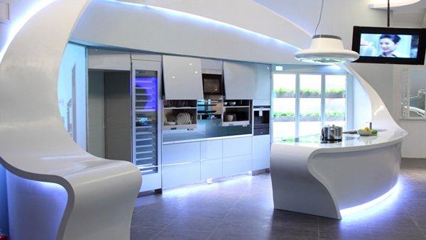 Ilyen lesz a jövő konyhája?
