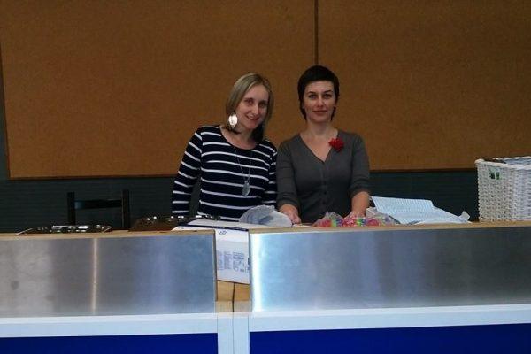 Sütidíszítő workshopot tartottunk az NLCafé Téli Fesztiválján