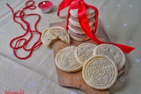 Egyszerű vaníliás keksz