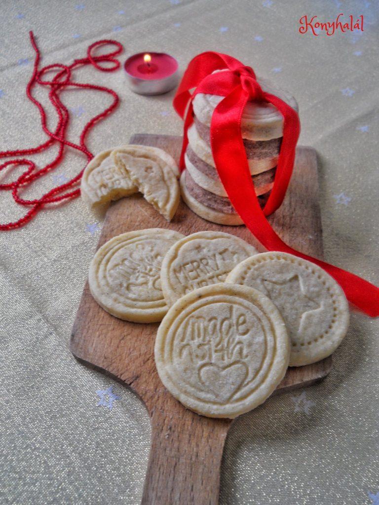pecsetelheto Nyomdazhato vanilias keksz