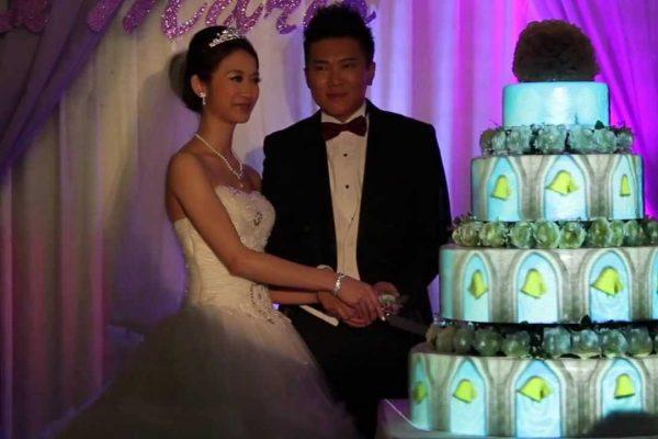 Tortavetítés – a legújabb esküvői trend