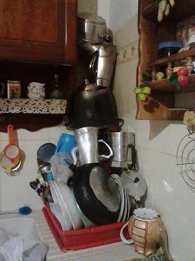 mosogatás