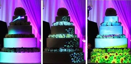 projection cake