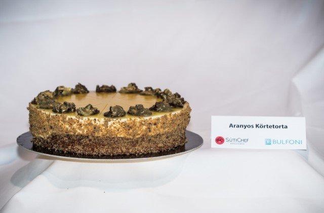 Őrség zöld aranya ország tortája