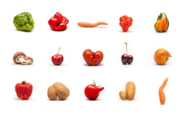 Egyél ronda zöldségeket!