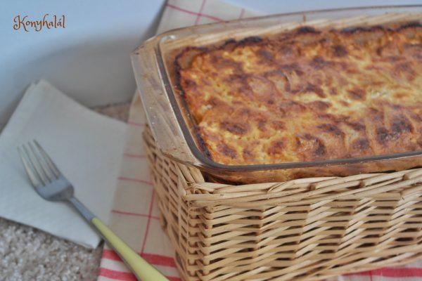Krémes, francia rakott krumpli