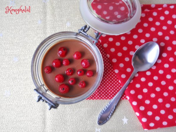 Nutellas puding