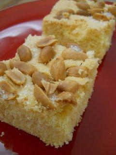 Svéd sós mogyorós sütemény – édesség, ami sósság