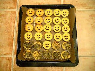 Hihi! :) – Citromos (és mákos) smiley muffin csapat