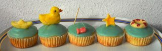 Tengeri cupcake – SAD!