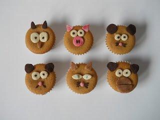 Cupcake-zoo + SAD + díj