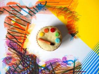 Festős muffin – SAD