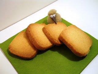 Vaníliás sablé keksz