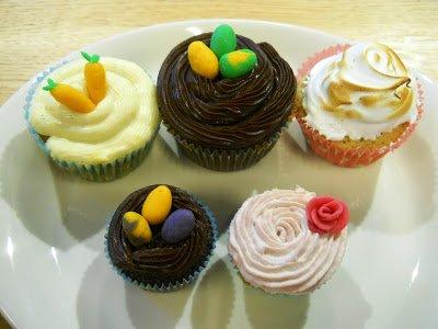 Cupcake tanfolyam a Makifoodban