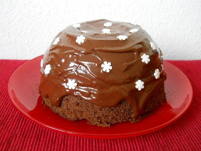 Sacher torta mikróban
