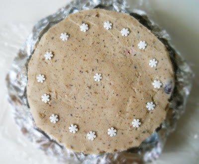 Mascarponés gesztenyetorta sütés nélkül