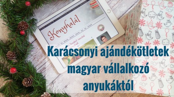 Ajándékötletek főzni szeretőknek magyar kisvállalkozóktól
