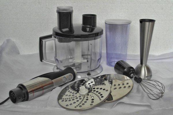 Leteszteltem az Esperanza Crema konyhai robotgépet