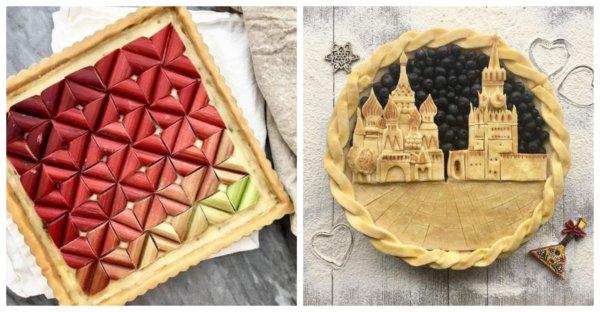 20 lélegzetelállítóan kreatív pite díszítés