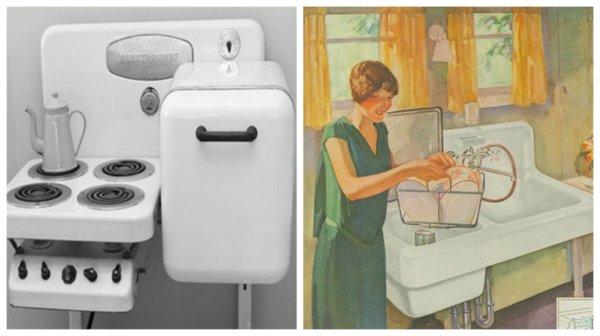 7 meglepő konyhai gép a múltból