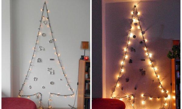 Így néz ki egy gasztroblogger alternatív karácsonyfája